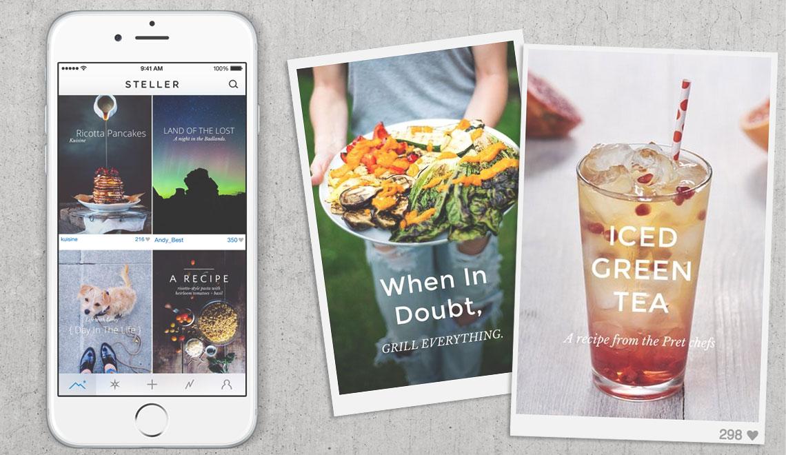 Steller: lo strumento perfetto per lo storytelling di food e ristorazione