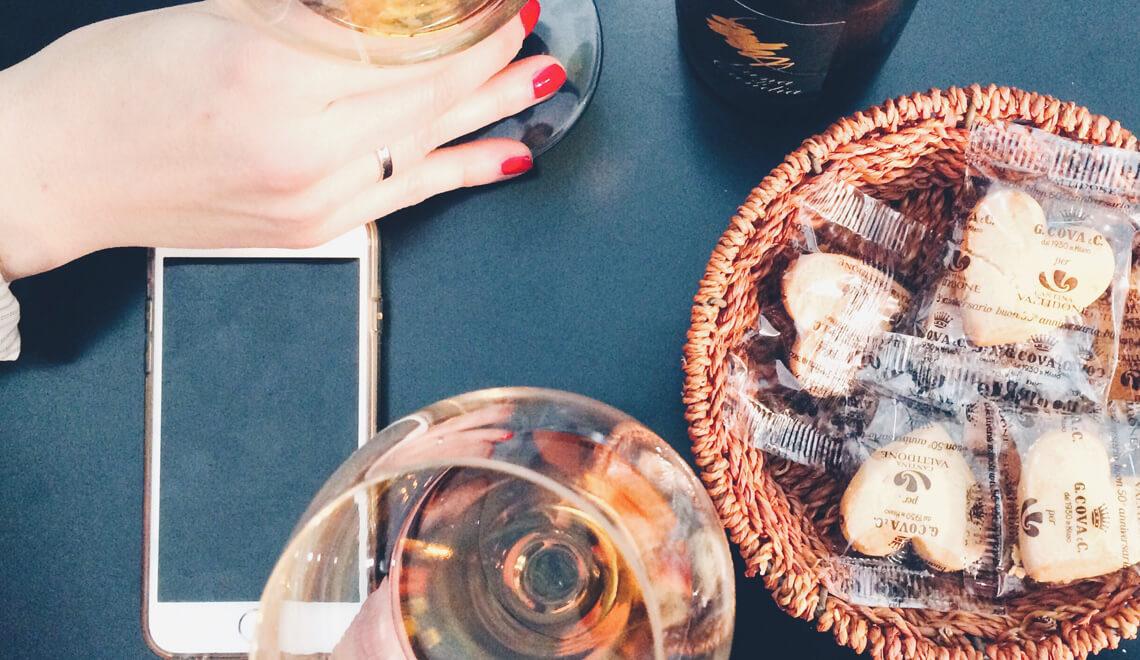 Vino italiano: una riflessione sulla sua comunicazione digitale