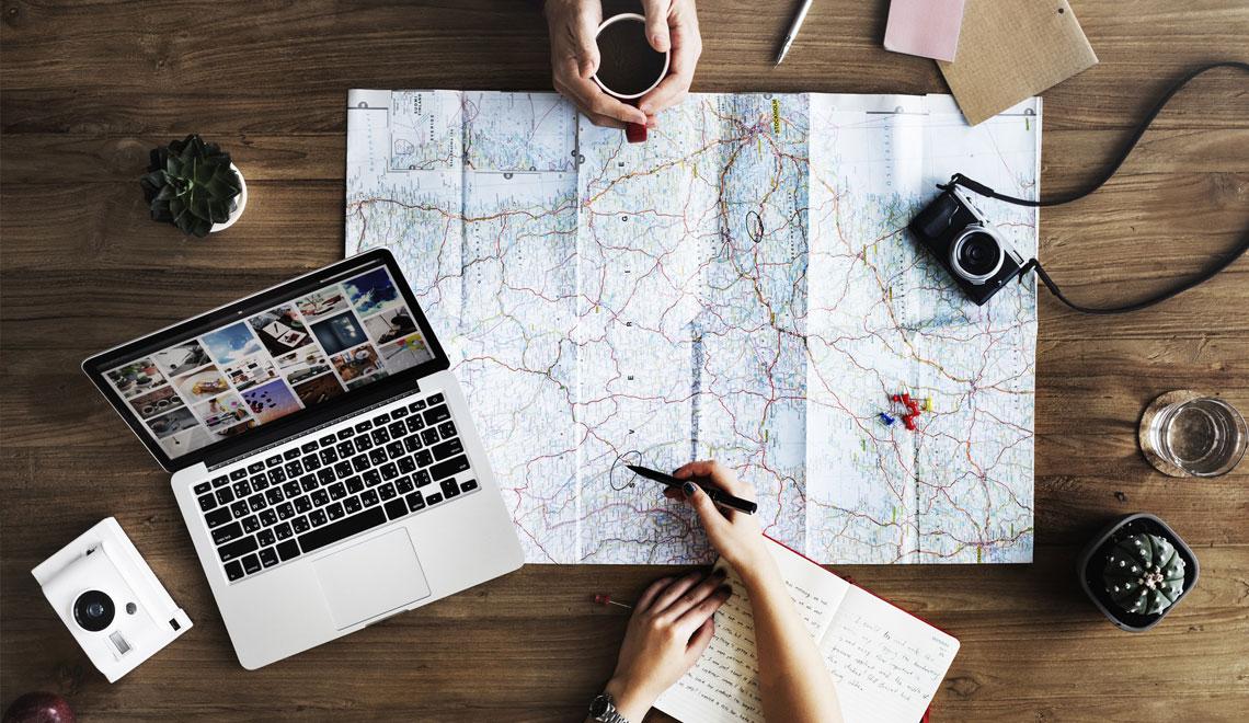 Destination marketing: il blogging come professione nel settore della promozione territoriale e del turismo