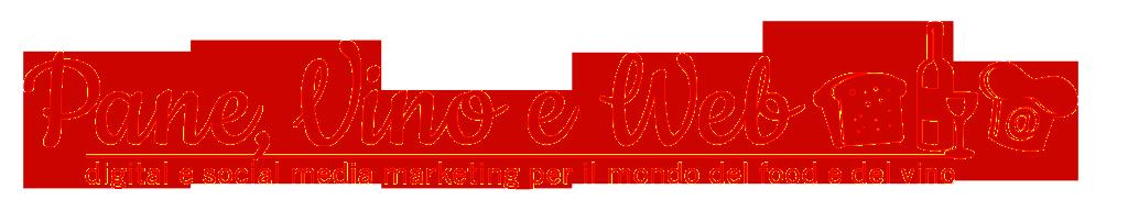 Logo Pane Vino e Web