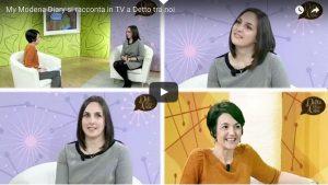 In_TV_per_raccontare_mymodenadiary