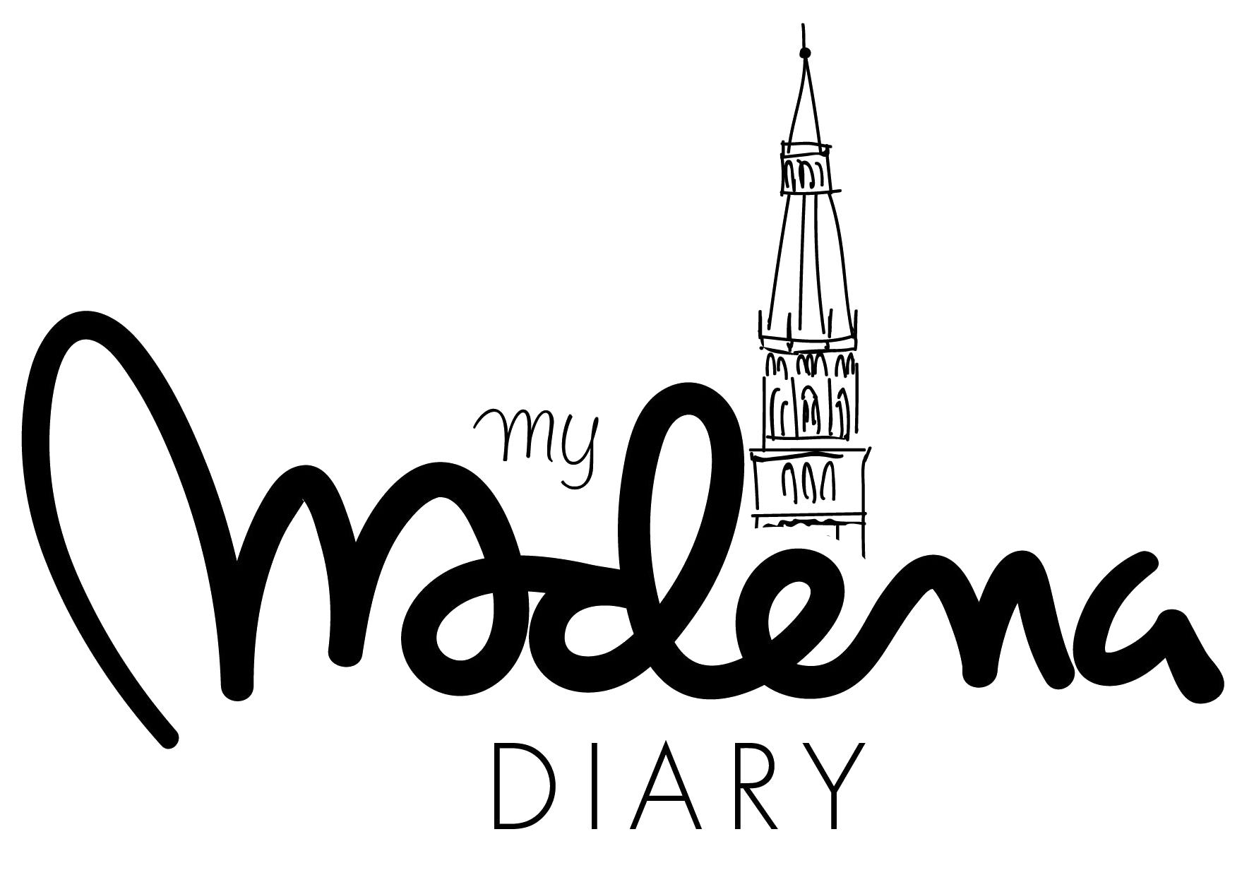 Logo My Modena Diary