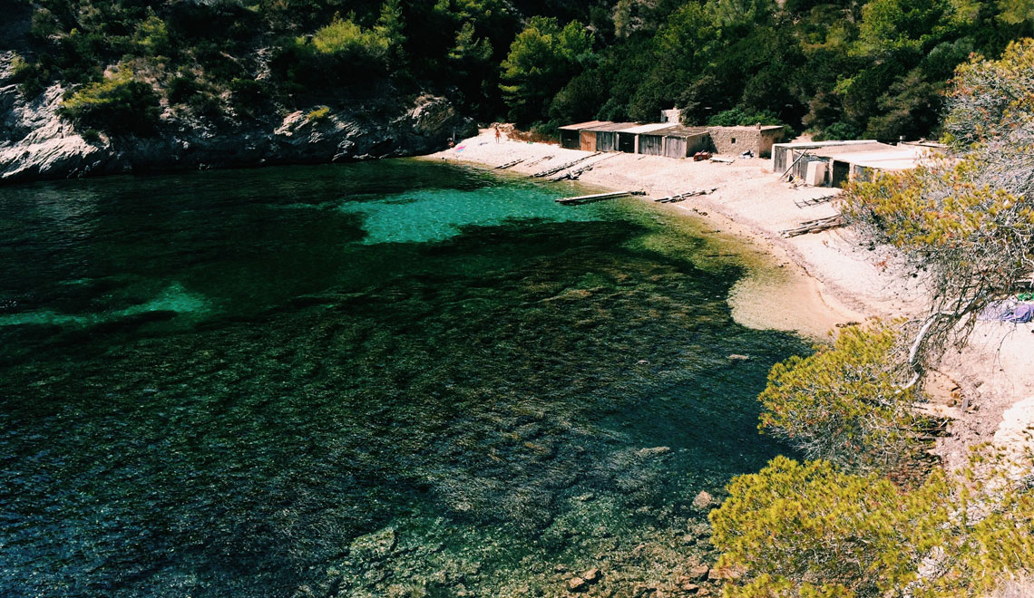 Cala Llentrisca | Ibiza