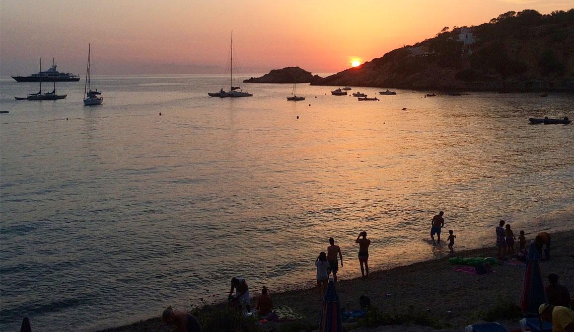 Cala D'Hort,Ibiza