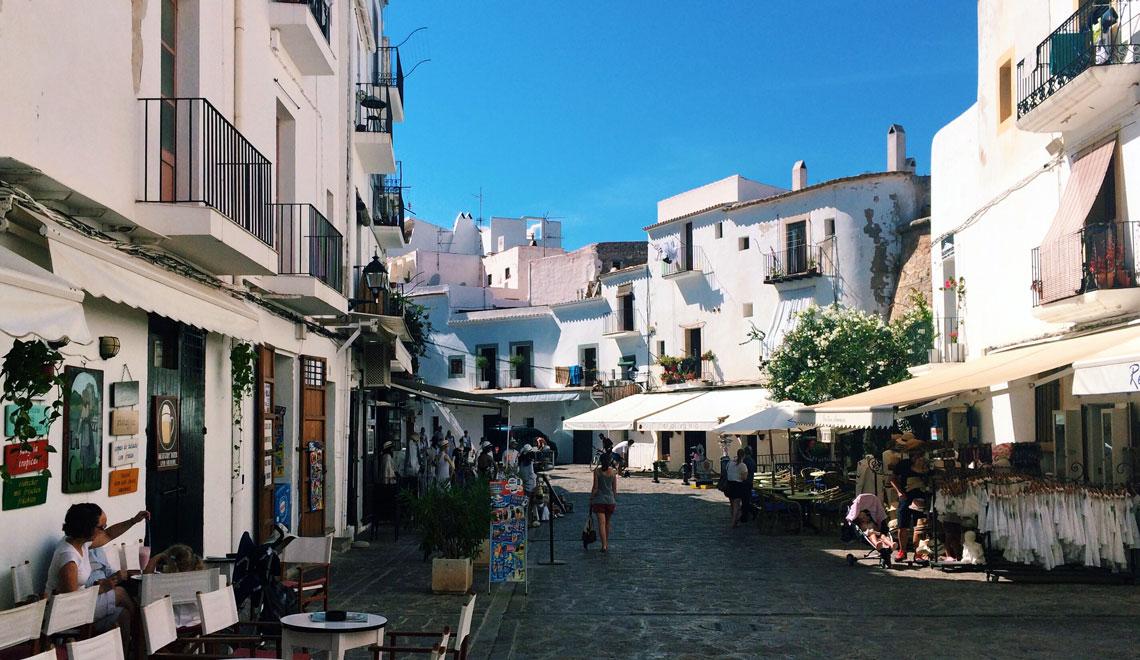 Evissa città | Ibiza