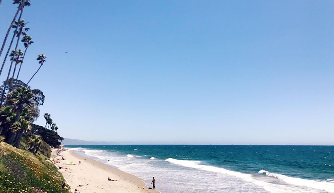 Il mio viaggio in California - Santa Barbara