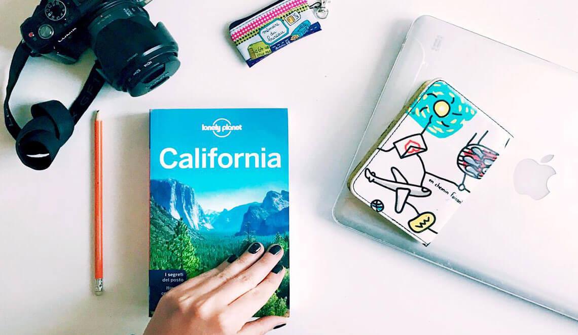 Il mio viaggio in California