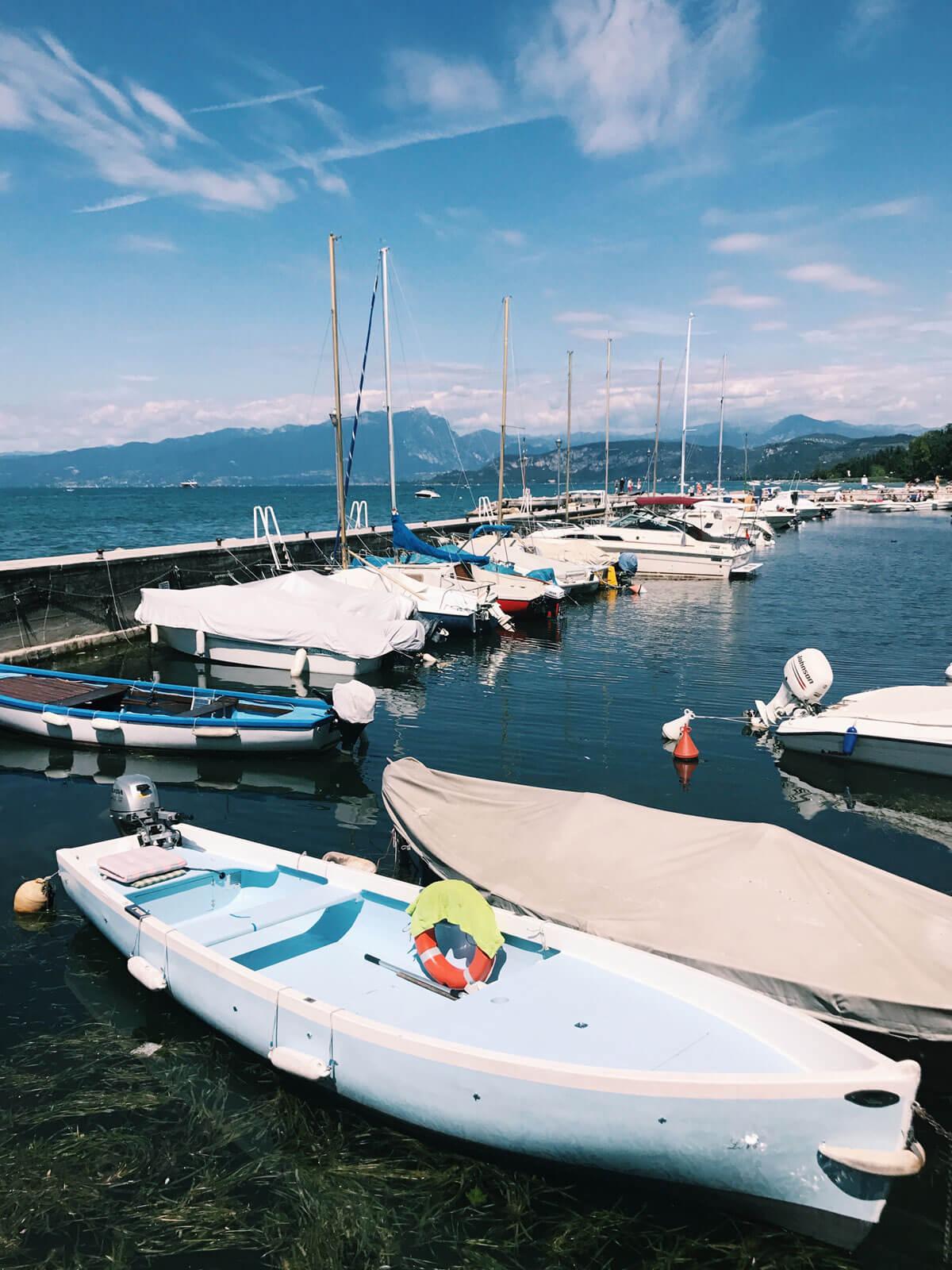 Lago di Garda - Lazise