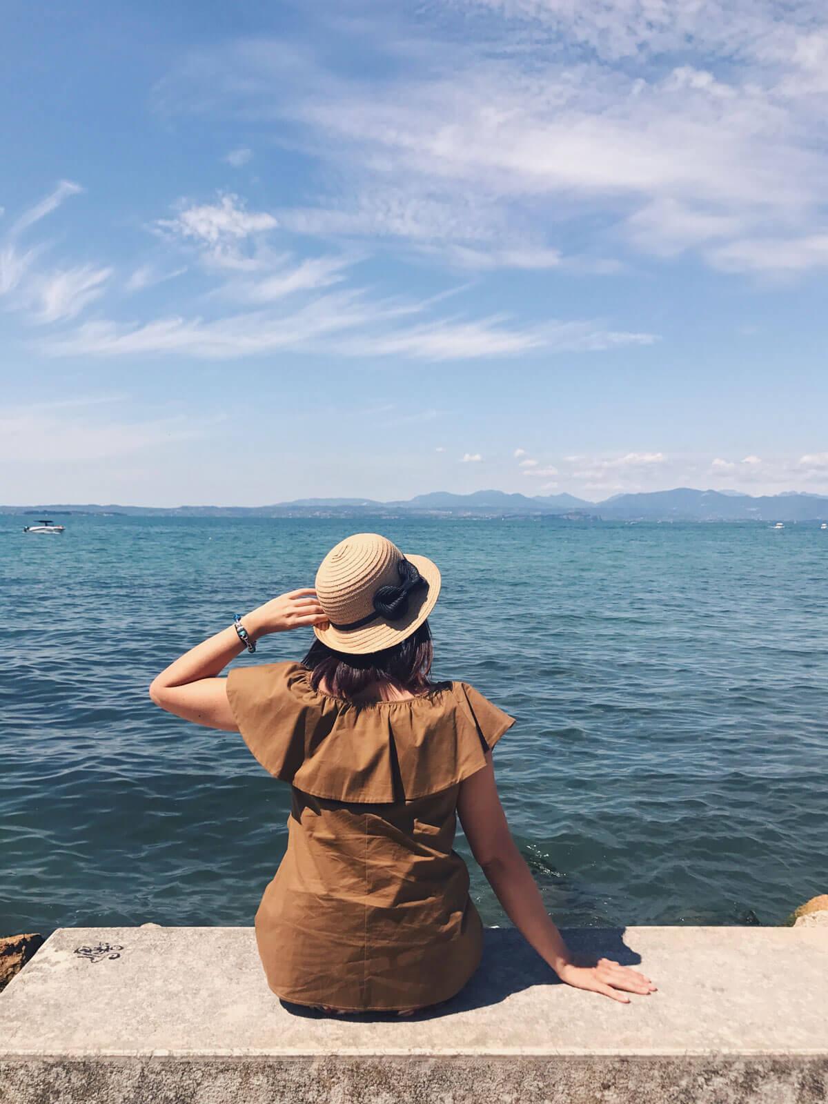 Lago di Garda - Lazise, lago