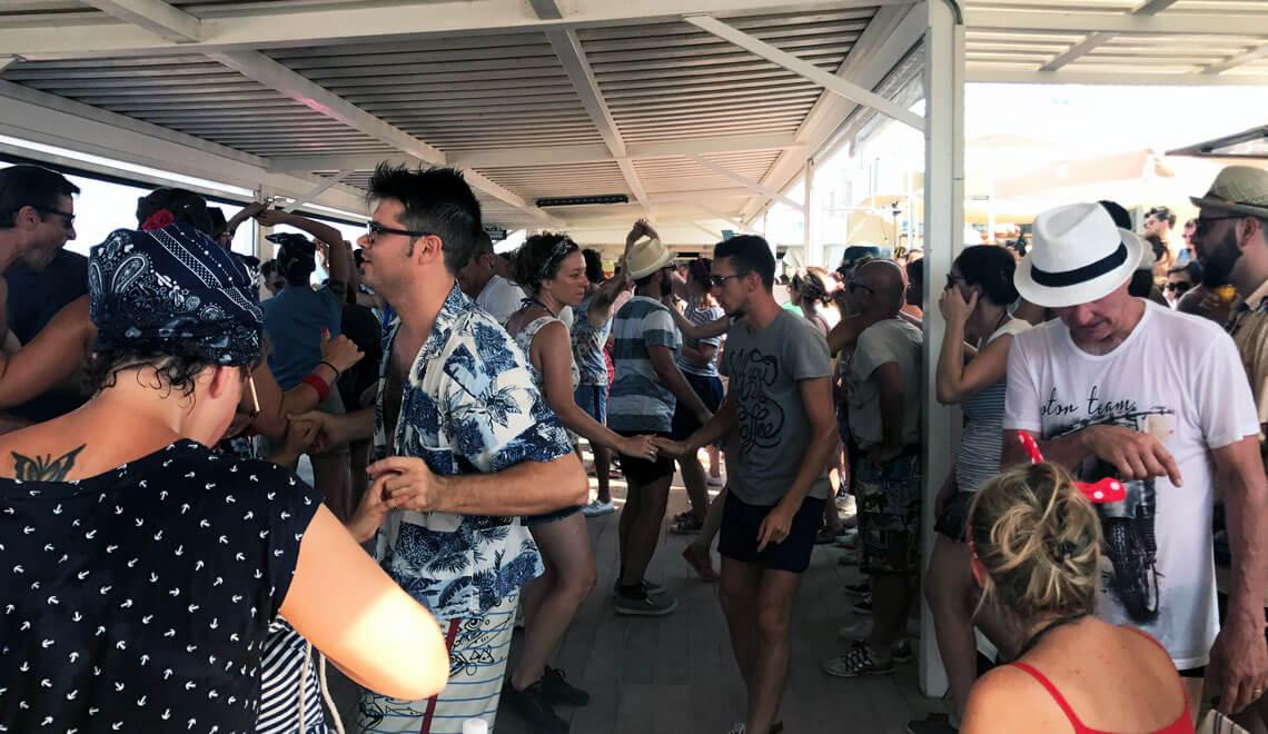 Summer Jamboree Mascalzone