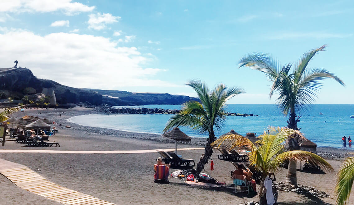 Una Settimana a Tenerife Playa de San Juan