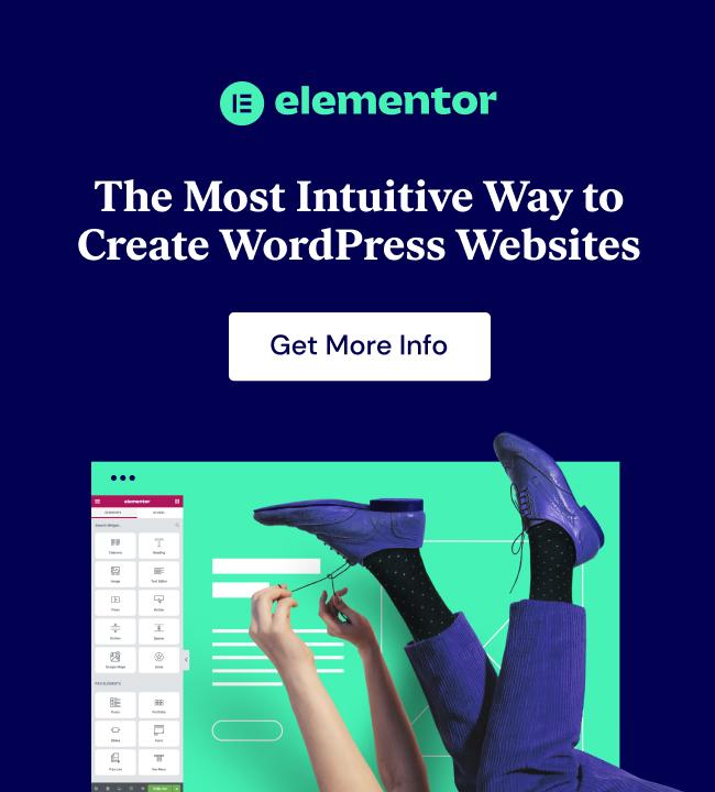 Elementor ads