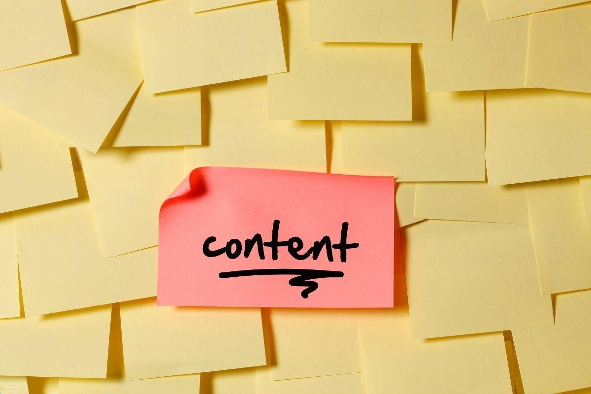 affiliate marketing crea contenuti di valore